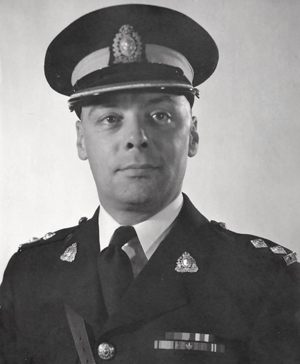 Photograph of Deputy Commissioner Rene Carriere.
