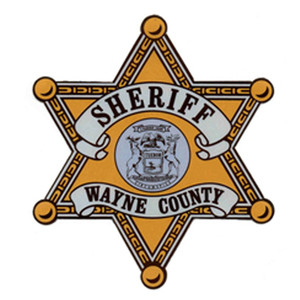 Photograph of Wayne County Police badge