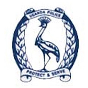 Photograph of Uganda Police badge