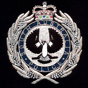 South Australia Police badge
