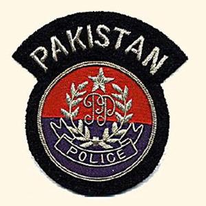 Pakistan Poilce badge