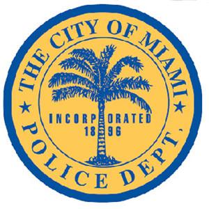 Miami Police badge