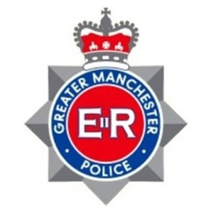 Manchester Police badge
