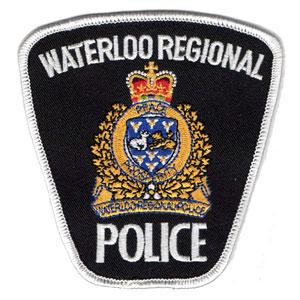 Waterloo Regional Police badge