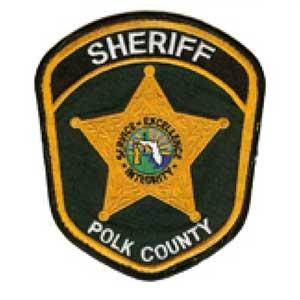 Polk County Sheriff badge