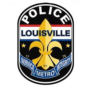 Louisville PD badge